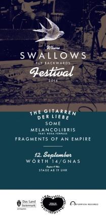 Flyer Swallows 2014