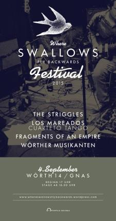 Flyer Swallows 2015