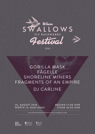 Flyer Swallows 2018