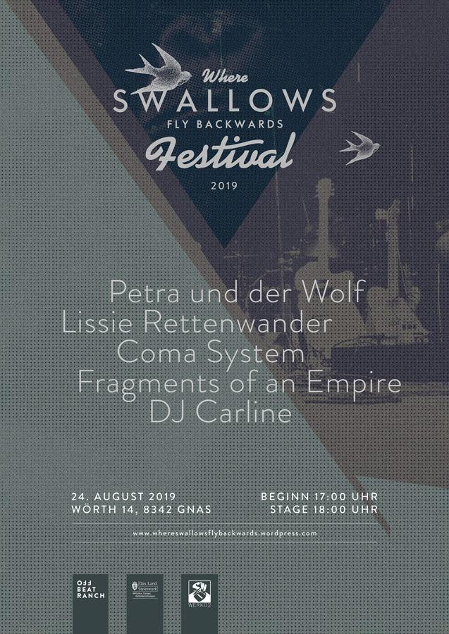 Flyer Swallows 2019